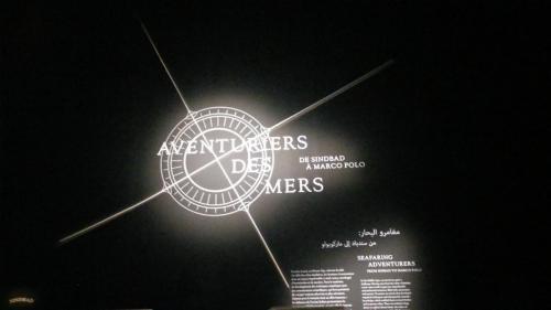 "Institut du Monde Arabe ""Les Aventuriers des Mers"""