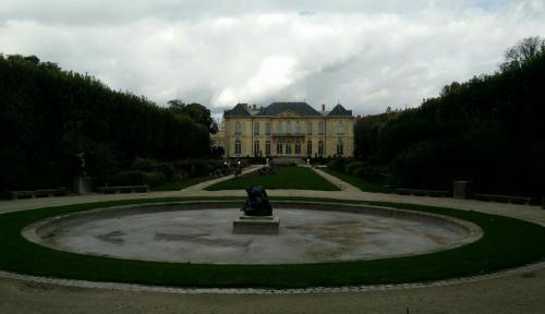 Sortie à Paris au Musée Rodin - Kiefer (2017)