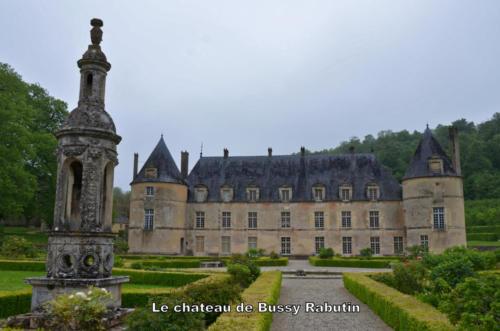 voyage en Bourgogne 2019