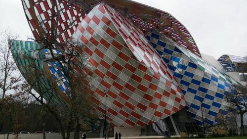 Fondation Louis VUITTON (2016)